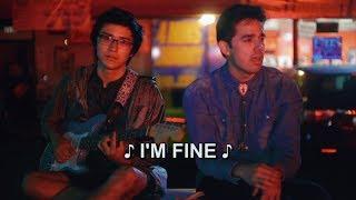 Roger Hallaway — I'm Fine
