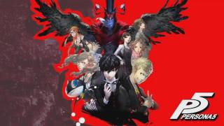 Persona 5 OST - Wake Up, Get Up, Get Out There -instrumental version-