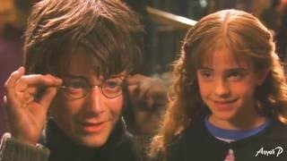 Harry Potter & Hermione Granger ღ Because You Live
