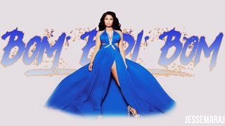 Nicki Minaj - Bom Bidi Bom (Verse - Lyrics Video)