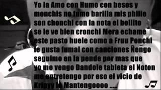 Amor de Humo Lyrics By Yazi