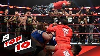 Top 10 Raw moments: WWE Top 10, Nov. 18, 2019