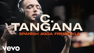 "C. Tangana - ""Spanish Jigga Freestyle"" Official Performance"