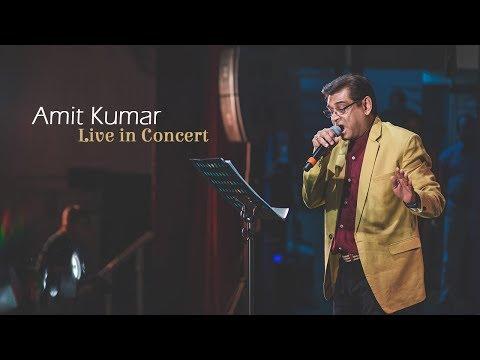 Amit Kumar Fundraising concert