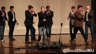 Soul2Soul Performing The Greatest (Sia A Cappella Cover)