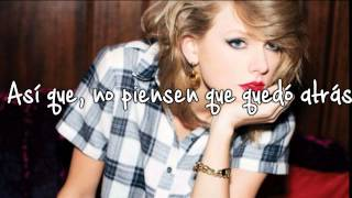 Taylor Swift - Bad Blood (Subtitulada en español)