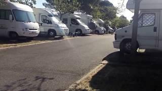 [ AIRE CAMPING CAR ] 🅿️LE POULIGUEN 44510 ACCÈS SANITAIRE CAMPING