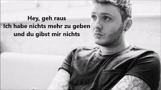 James Arthur - Naked (Deutsche Übersetzung)