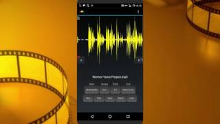 Change Female Voice To Male - Android