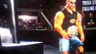 Me & Shadow as WWE superstars