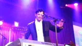 "El Debarge live - ""There'll Never Be"" (snippet)"