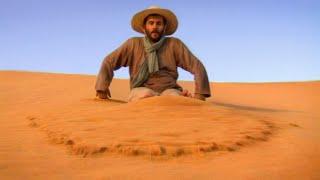 Cientista francês ensina a 'fazer música' com as areias do deserto