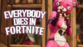 Fortnite Edit - Everybody Dies In Their Nightmare - xxxtentacion