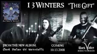 13 Winters - Dark Palace Of Waterfalls Release Announcement.
