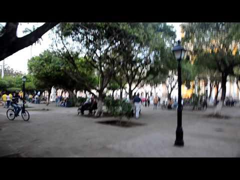 Sunset in Granada Nicaragua