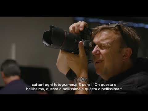 Canon EOS R Behind The Scenes in Inghilterra