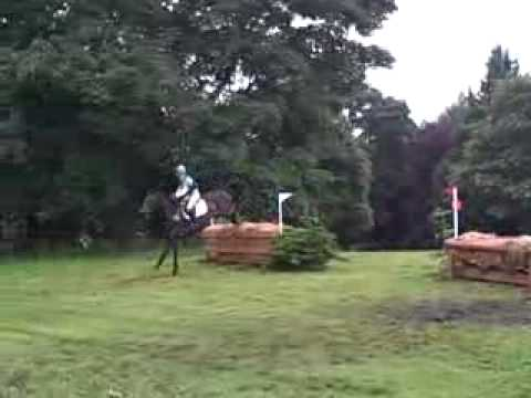 Scottish Horse Trials Scone Palace Scotland