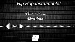 Sad Hip Hop Instrumental - She's Gone
