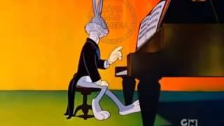 Pernalonga Tocando Piano - South America Memes