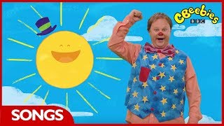 CBeebies | Mr Tumble's Nursery Rhymes | Weather Songs