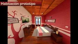 proyecto hotelero arquitectura buap