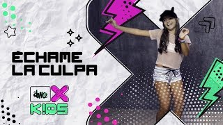 Échame La Culpa - Luis Fonsi Demi Lovato| FitDance Kids (Coreografía) Dance Video