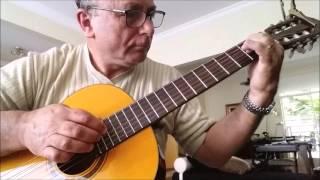Agua de Beber / Drinking Water - Antonio Carlos Jobim & Vinicius de Moraes - Fingerstyle