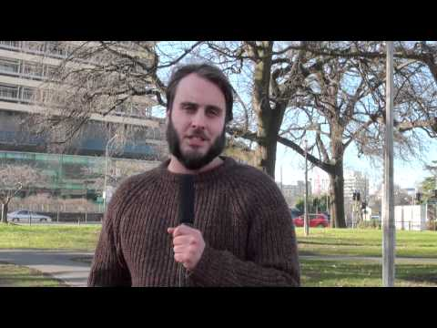 Oral History Project - Occupy Christchurch