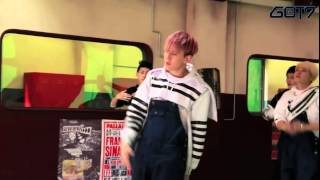 GOT7  - Stop Stop It MV Making Film