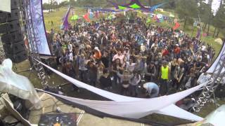 Blastoyz @ Mexico City , Distrito Federal - Oxygen Festival - 20.6.15 [Official Video HD]