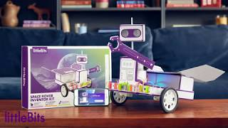 Blast Off With STEM and littleBits