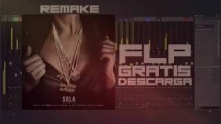 Sola Remix - Anuel Ft farruko. Daddy yankee | Flp Remake Instrumental Beat Poducer By MP music
