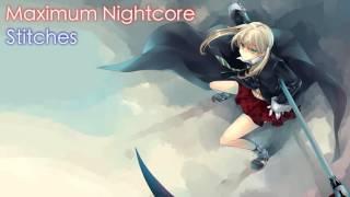 Nightcore - Stitches (Female Version)