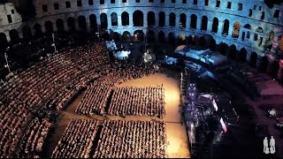 2CELLOS - Smooth Criminal [LIVE at Arena Pula]