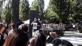 "Front Row Amanda Perez ""I Pray"" Live Concert"
