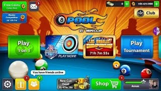 Cara Hack 8 Ball Pool Terbaru 2017