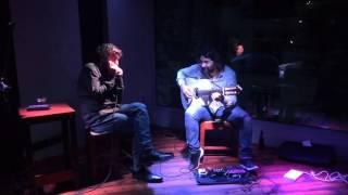 Antonio Serrano & Josemi Carmona (Mediterranean Flamenco Jazz) jam @ depot29