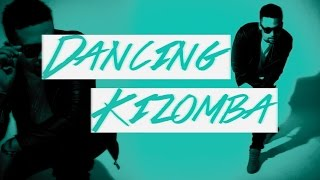 Alx Veliz - Dancing Kizomba (Spanish Lyric Video)