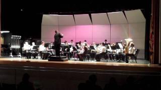 RHS Concert Band: Gypsydance (2009 Winter Concert)