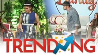 Billy Crawford and Melai dance Billy Jean