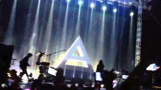 Do or Die - 30 Seconds to Mars Live in Guadalajara