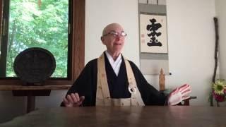 Shinge Roshi - Zen Story about Enlightenment