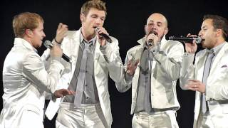 I'll Never Break Your Heart - Backstreet Boys acapella live