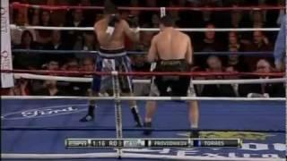 Ruslan Provodnikov vs David Torres Full Fight