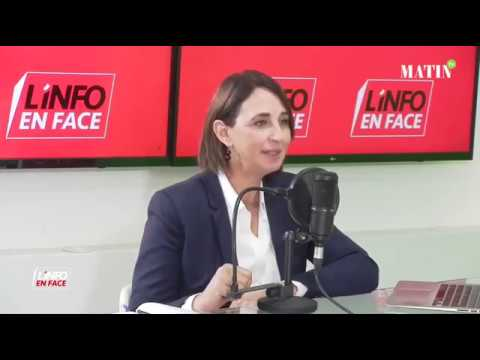 Video : Nabila Mounib : les points d'entrée du modèle de développement sont la politique et l'éducation