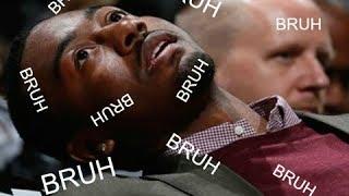 """NBA """"BRUH"""" Moments"""