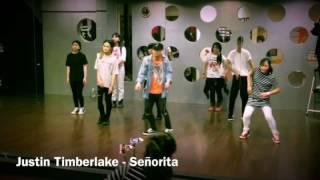 A Ching阿慶Choreo. Justin Timberlake - Señorita. @新竹Mix