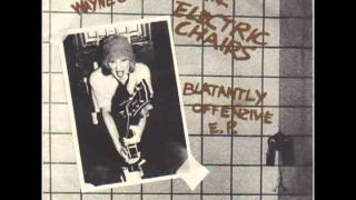 Wayne County & the Electric Chairs - Toilet Love