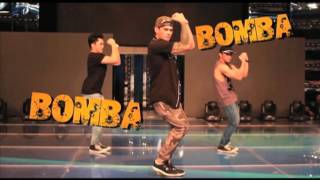 BOMBA MOVES tutorial