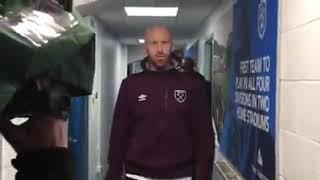 We've got Salah,do do do oh mane mane song by West Ham defender.